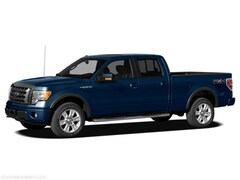 2011 Ford F-150 PK Truck SuperCrew Cab
