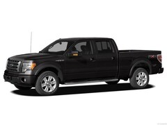 2011 Ford F-150 XLT Truck SuperCrew Cab