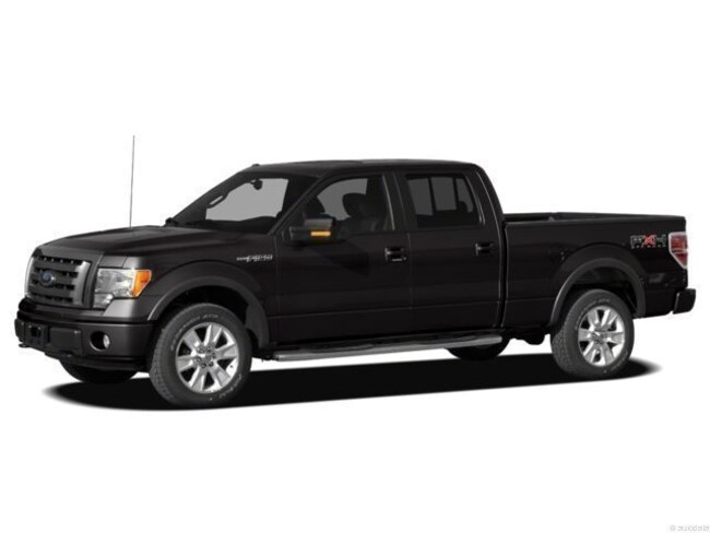 Used 2011 Ford F-150 Truck SuperCrew Cab For Sale Salem, OR