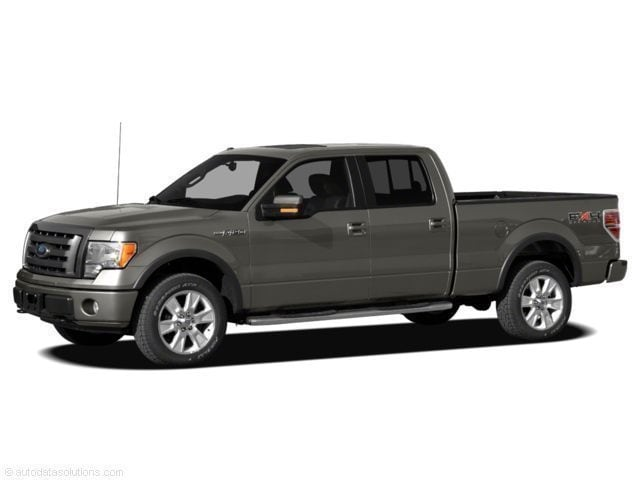 2011 Ford F-150 FX4 4x4 FX4  SuperCrew Styleside 5.5 ft. SB 43985A