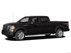 Used 2011 Ford F-150 4WD Supercrew 145 FX4 Truck SuperCrew Cab For Sale in Casper, WY