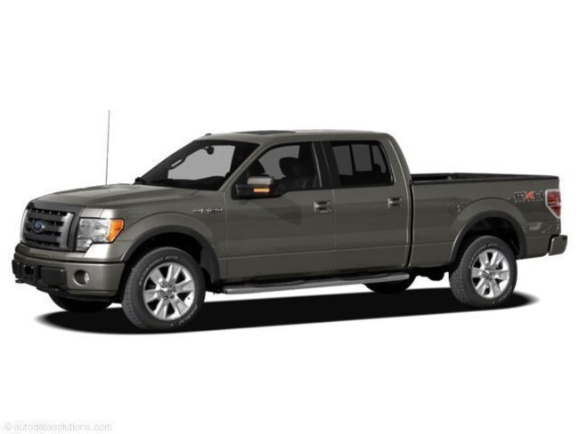 2011 Ford F-150 XLT 4WD SUPERCREW 145  XLT