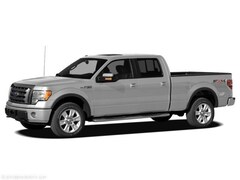2011 Ford F-150 4WD Supercrew 157 Lariat Crew Cab Pickup
