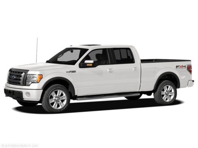 2011 Ford F-150 4WD Supercrew 145  Platin Truck SuperCrew Cab
