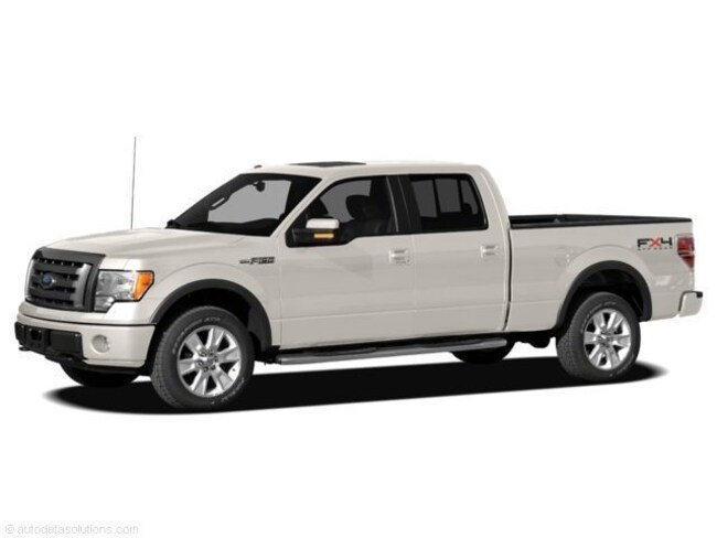 Used 2011 Ford F-150 Lariat 4x4 Lariat  SuperCrew Styleside 5.5 ft. SB 1FTFW1E63BFA49933 Fenton, MI