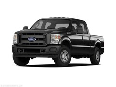 Used 2011 Ford Super Duty F-250 4WD Crew Cab Truck BEA56363 for sale in Huntsville, TX