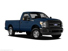 2011 Ford F-350 XLT Cab; Regular