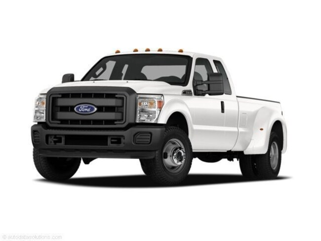 2011 Ford F-350 Lariat Extended Cab Long Bed Truck