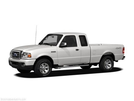 2011 Ford Ranger 4WD XLT Compact Truck