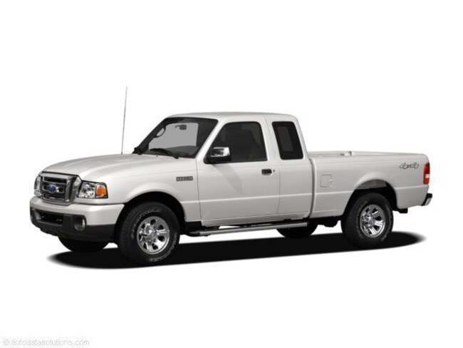 2011 Ford Ranger Extended Cab Long Bed Truck