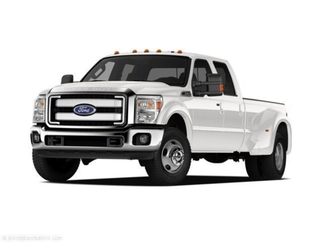 Used 2011 Ford F-450SD King Ranch Truck in El Paso, TX
