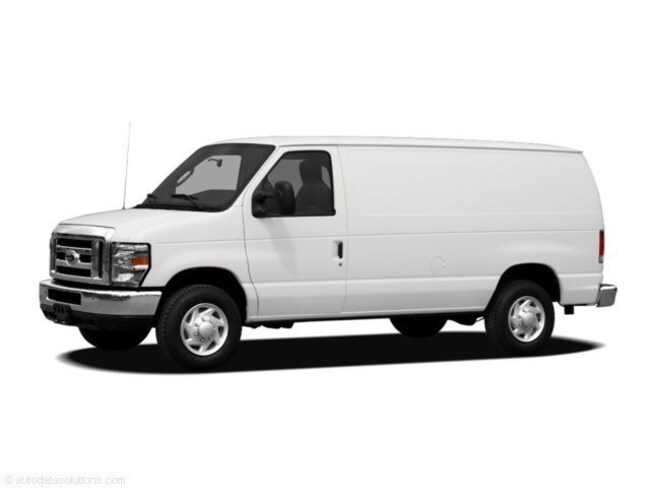 2011 Ford Econoline 250 Recreational Cargo Van