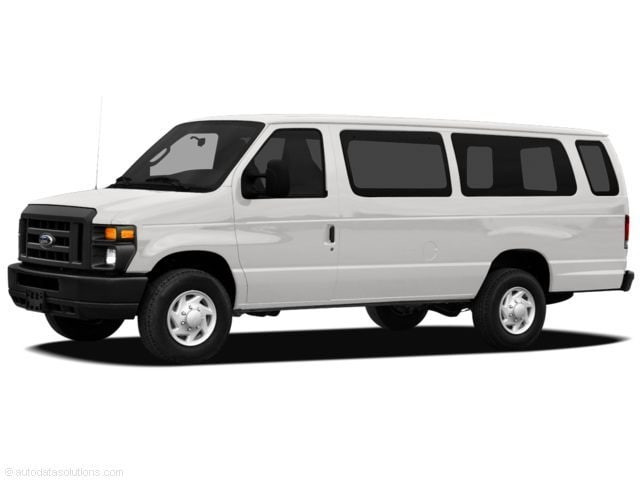 2011 Ford E-350 Super Duty Commercial Van