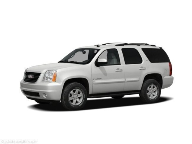 2011 GMC Yukon SLT SUV