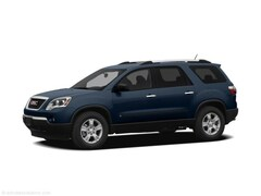 Pre-Owned 2011 GMC Acadia SUV for sale in Lima, OH
