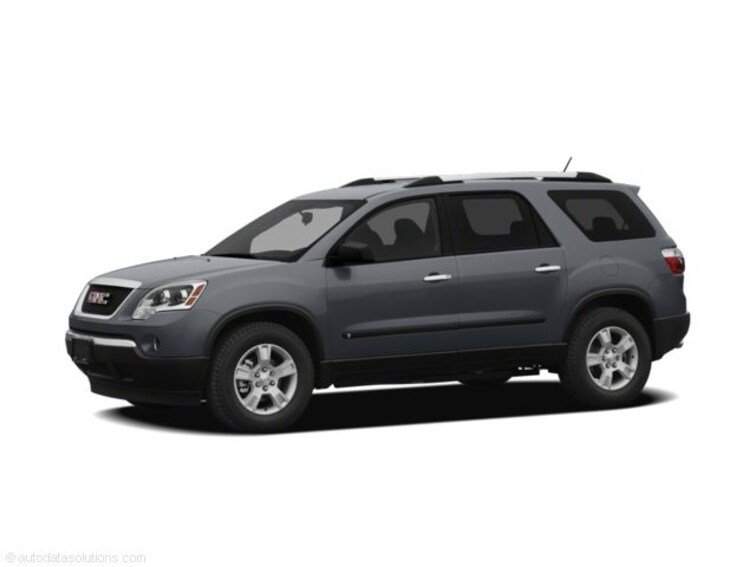 Used 2011 GMC Acadia SUV In Huntington