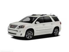 Used 2011 GMC Acadia Denali SUV JC7125A for Sale in Conroe at Wiesner Buick GMC