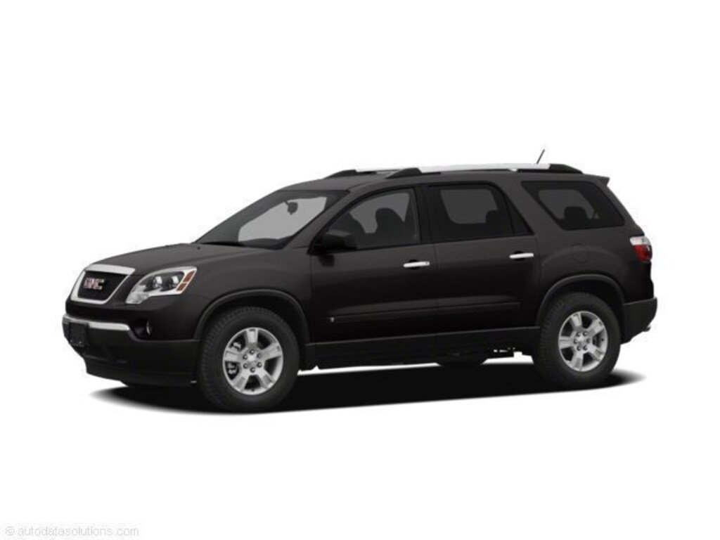 Used 2011 GMC Acadia For Sale at Porsche Springfield | VIN