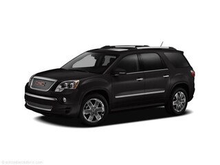 New 2011 GMC Acadia Denali SUV for Sale Langhorne, PA, at Burns Auto Group