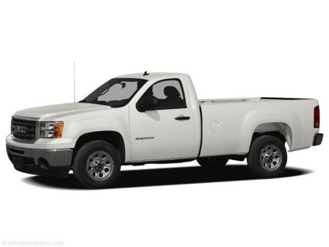 2011 GMC Sierra 1500 WT Long Bed Truck