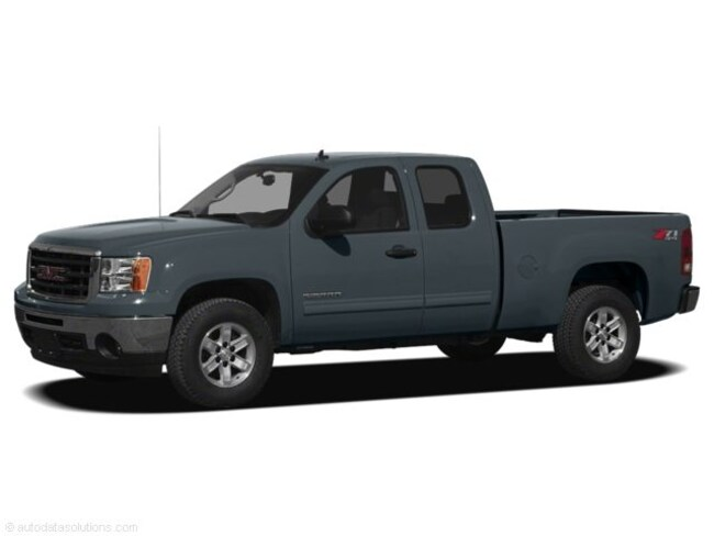 used 2011 GMC Sierra 1500 SLE 2WD 143WB Truck Extended Cab for sale Zachary, LA