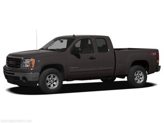 Used 2011 GMC Sierra 1500 4WD Ext Cab 143.5 SLE Truck Extended Cab Medford, OR