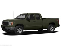 Used 2011 GMC Sierra 1500 4WD Ext Cab 143.5 SLT Extended Cab Pickup GreatFalls, MT