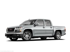 2011 GMC Canyon SLE Crew Cab Short Bed Truck