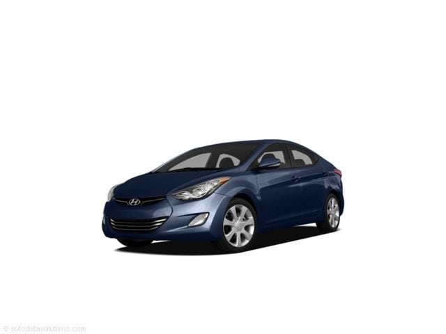 Used 2011 Hyundai Elantra GLS Sedan For Sale In Montgomery, AL