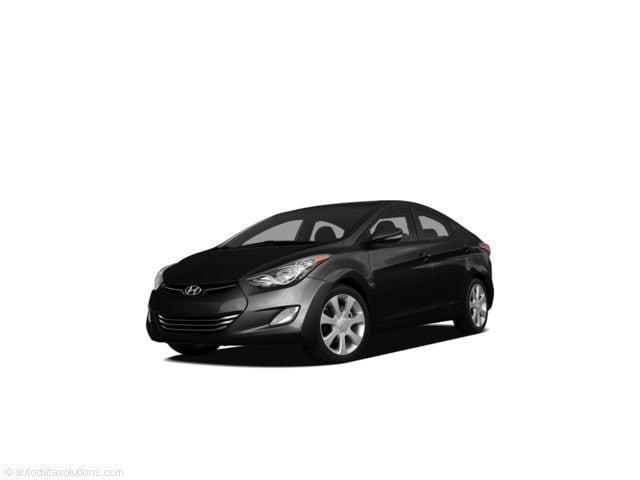 2011 Hyundai Elantra GLS Sedan