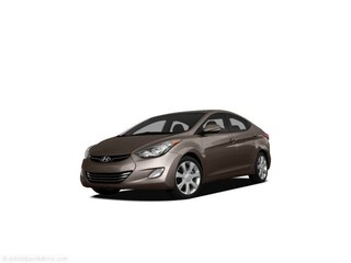 2011 Hyundai Elantra GLS w/PZEV Sedan for sale in baltimore md