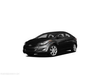 2011 Hyundai Elantra GLS w/PZEV Sedan