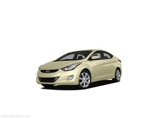 2011 Hyundai Elantra Limited w/PZEV Sedan