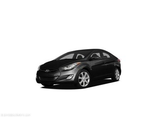 2011 Hyundai Elantra GLS Sedan Titanium Gray