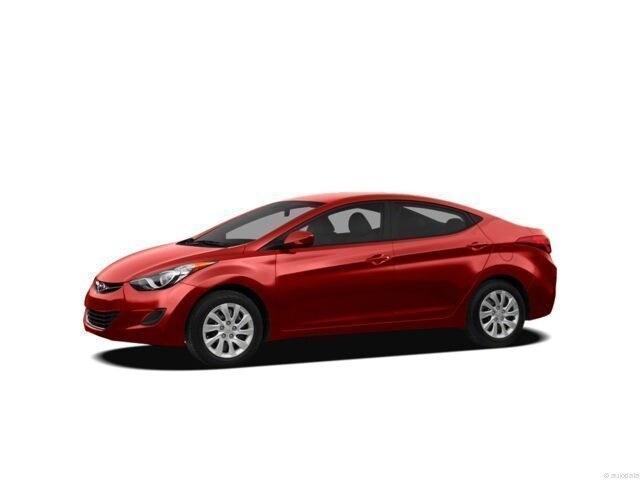 Used 2011 Hyundai Elantra Gls For Sale San Diego Kmhdh4ae4bu120869