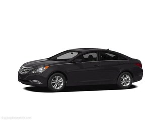 2011 Hyundai Sonata Limited w/PZEV Sedan