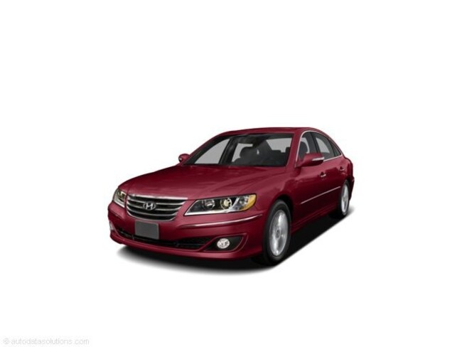 2011 Hyundai Azera Limited Sedan