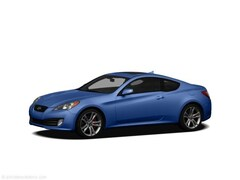 2011 Hyundai Genesis Coupe 2.0T Coupe