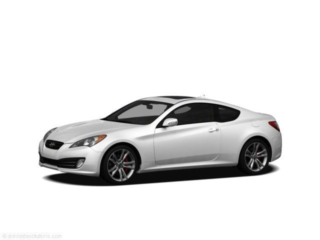 Used 2011 Hyundai Genesis Coupe R Spec 3.8L Man R Spec For Sale