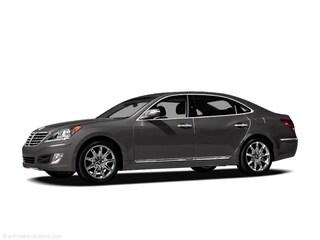 2011 Hyundai Equus Signature Sedan