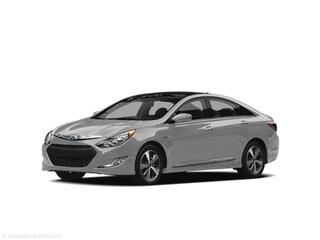 Pre-Owned 2011 Hyundai Sonata Hybrid Base Sedan KMHEC4A47BA004691 For Sale in Macon, GA