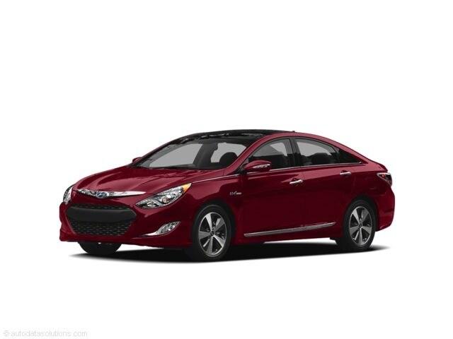 2011 Hyundai Sonata Hybrid Base Sedan