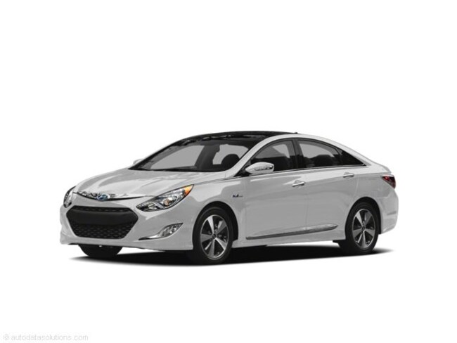 2011 Hyundai Sonata Hybrid Base Sedan