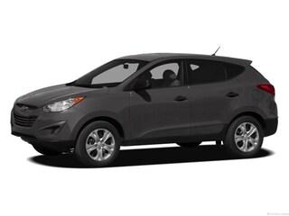 2011 Hyundai Tucson GL MANUAL Sport Utility