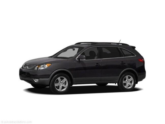 2011 Hyundai Veracruz Limited SUV