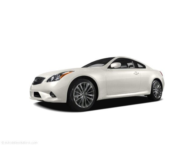 2011 Infiniti G37 Journey Coupe