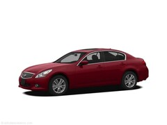 2011 INFINITI G37 4dr Journey RWD Car
