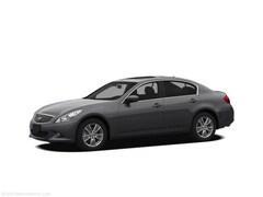 pre-owned 2011 INFINITI G37 Sedan for sale in Columbia, SC