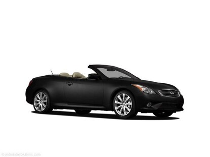 Used 2011 INFINITI G37 Base For Sale in Greenville NC