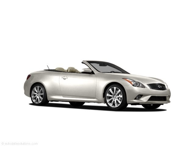 Used 2011 INFINITI G37 For Sale at Jackie Cooper Imports